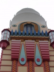 Luna Park towers