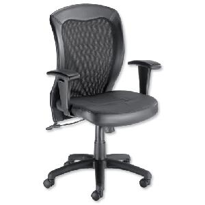 Tilt-action Operator's Chair