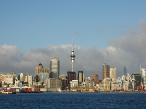 Goodbye Auckland