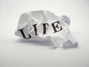 life on paper