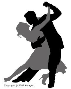 Tango 4 Silhouette