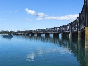 Tauranga Train Bridge