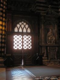 Duomo di Siena - exit doors