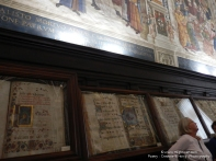 Duomo di Siena - Libreria Piccolomini interior