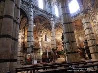 Duomo di Siena - across the altar area