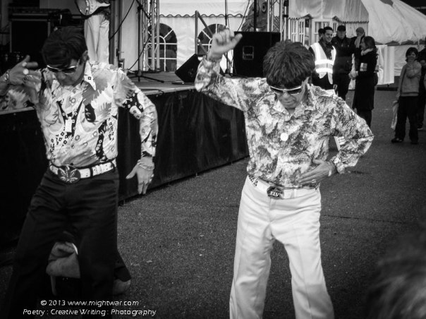 Elvis-wannabes
