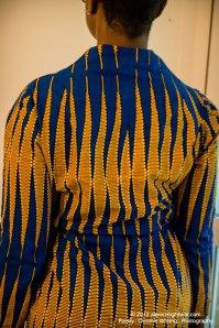 Ghana cloth #10