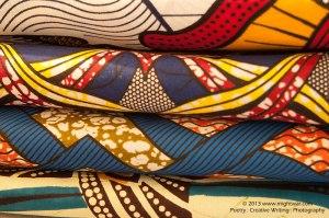 Ghana cloth #13