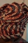 Ghana cloth #9