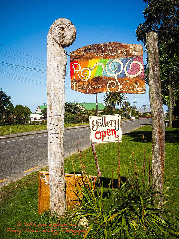 Rongo-Backpackers
