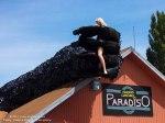 King Kong advertising, Cinema Paradiso, Wanaka